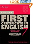 Cambridge First Certificate in Englis...