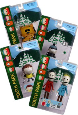 Picture of Mezco South Park Series 4 Case Of 12 Figures (B002AYAFUY) (Mezco Action Figures)