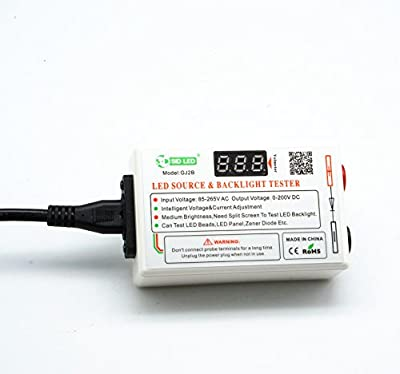 LED Tester,0-220V Output LED Backlight Tester for LED Detection and LED TV Repair
