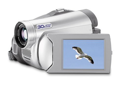 Panasonic NVGS27B Digital Video Camera - Silver