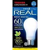 東芝 電球形蛍光灯 A15形・昼光色ネオボールZリアル EFA15ED/11-Z