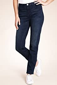 Indigo Collection Skinny Denim Jeans [T66-5636-S]