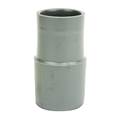 Hi Tech Duravent 036101250001-60 1-1/4-Inch Threaded Rubber Connector
