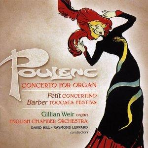 Poulenc: Organ Concerto; Barber; Petit (Poulenc Organ Concerto compare prices)