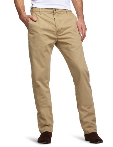 Levi's Chino Straight Men's Trousers Harvest Gold W30 INxL34 IN