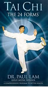 Tai Chi - The 24 Forms [VHS]