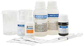 Hanna Instruments HI38001 Low and High Range Sulfate Test Kit (200 Tests)