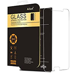 Galaxy Note 5 Screen Protector,by Ailun,Premium Tempered Glass,9H Hardness,2.5D Curved Edge,Ultra Clear,Anti-Scratch,Bubble Free,Reduce Fingerprint&Oil Stains Coating,-Siania Retail Package