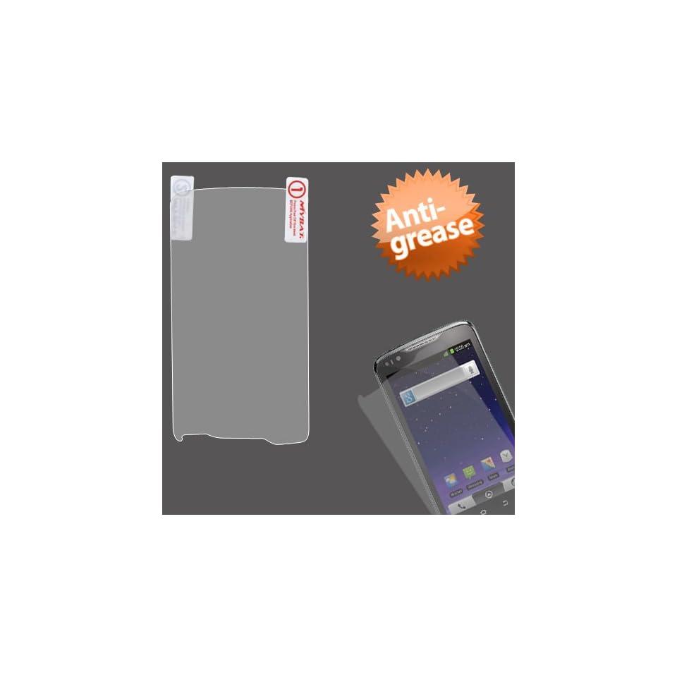 MYBAT ZTEN910LCDSCPR21 Anti Glare, Anti Scratch, Anti Fingerprint Screen Protector for the ZTE Anthem 4G N910   Retail Packaging   Single Pack Matte