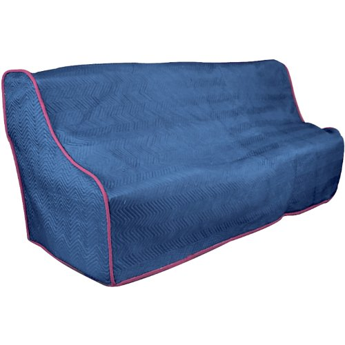 Monster Trucks PET10110 Sofa Cover Microfiber/Purple Trim