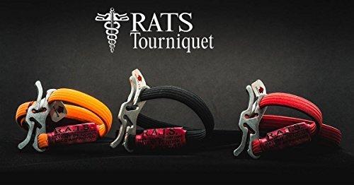 R.A.T.S. Rapid Application Tourniquet System