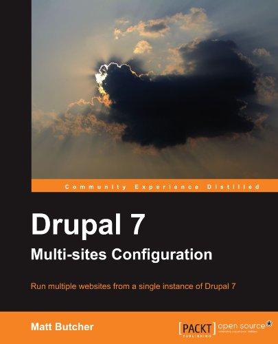 Drupal 7 Multi Sites Configuration