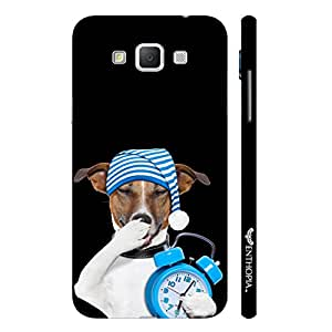 Samsung Galaxy Grand 3 SLEEPING TIME designer mobile hard shell case by Enthopia
