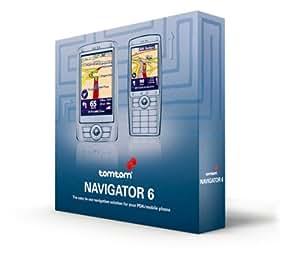 Tomtom TomTom NAVIGATOR 6 D-A-CH TomTom NAVIGATOR 6 Software und D-A-CH + Kartenmaterial auf SD-Karte für Geräte mit GPS Empfänger