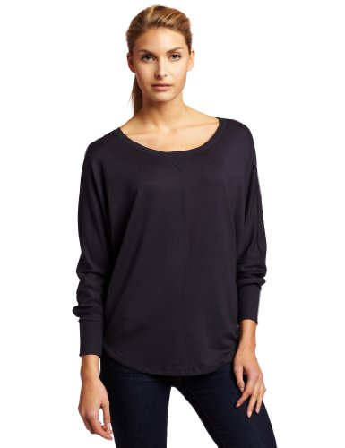 Joie Womens Cosabella Sweatshirt, Midnight, Small