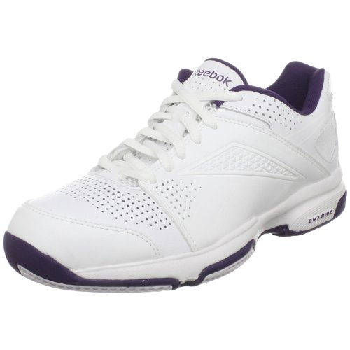 Reebok Women's Passing Shot V Tennis Shoe