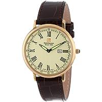 Steinhausen Dunn Horitzon Thin Calendar Men's Watch (TW493G)