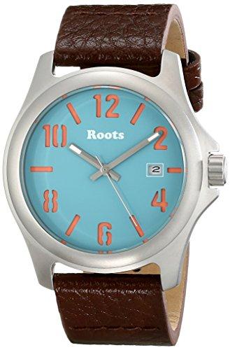 roots-womens-1r-lf101aq2c-bonita-analog-display-japanese-quartz-brown-watch