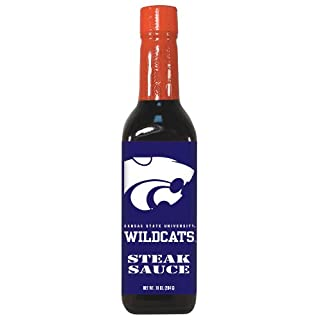4 Pack KANSAS STATE Wildcats Steak Sauce 10 oz