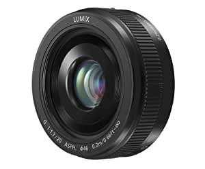 Panasonic Lumix G H-H020AK 20mm F/1.7 II