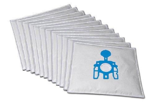 10 Staubsaugerbeutel passend für u.a. für MIELE MI 150°M 40°M 49°0540°3101°MIELE TYP G/N°479, Staubbeutel