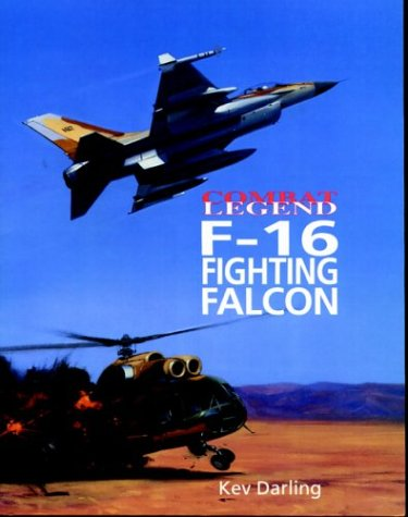 Image for F-16 Fighting Falcon -Cmbt Leg (Combat Legend)