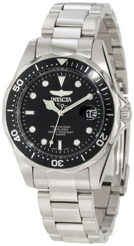 Invicta Men's 8932 Pro Diver Collection Silver-Tone