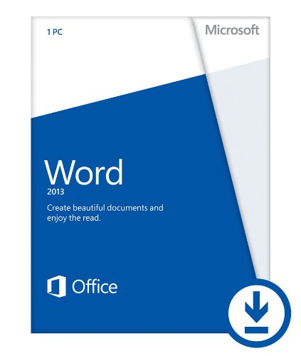 Microsoft Word 2013 (1PC/1User) [Download]
