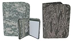 Code Alpha Zippered Padfolio UNIVERSAL