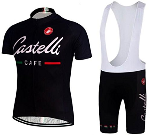 men-breathable-road-cycling-team-short-sleeve-cycling-jersey-and-cycling-shorts-kit-black-size-xx-la