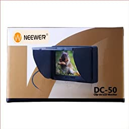 NEEWER® DC-50 HD Clip-on 5\