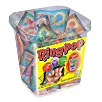 Ring Pops 40ct Tub