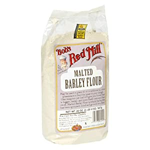 Amazon.com : Bob's Red Mill Malted Barley Flour, 20-Ounce