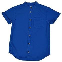 NOQNOQ Ribbed Collar Shirt Boys NN Style 02 BOY A