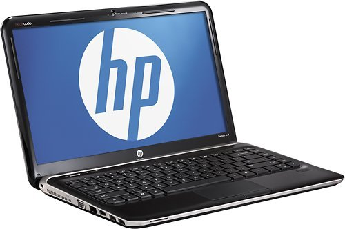 "Hp PAV Dm4-3055dx 2.40 Ghz 2nd Generation Intel Core I5-2430m 8g, 640gb,14"" Bt Widi Wcam W7"
