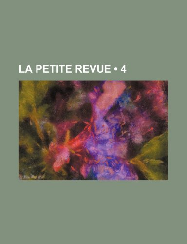 La Petite Revue (4)