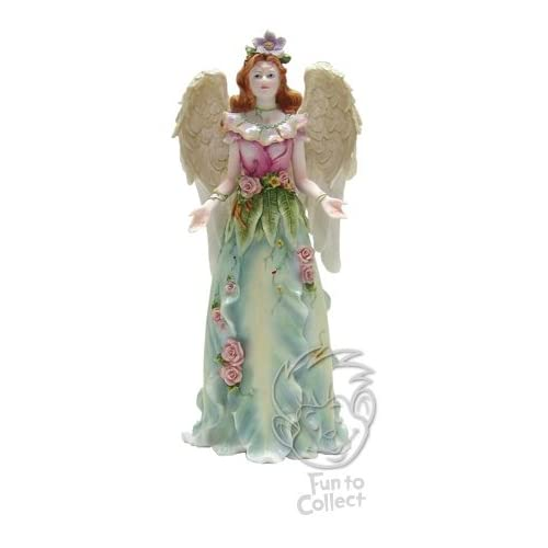 Amazon.com - Vanmark Enchanted Gardens Rejoice Figurine - Collectible
