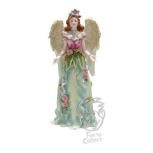 Amazon.com - Vanmark Enchanted Gardens Rejoice Figurine - Collectible