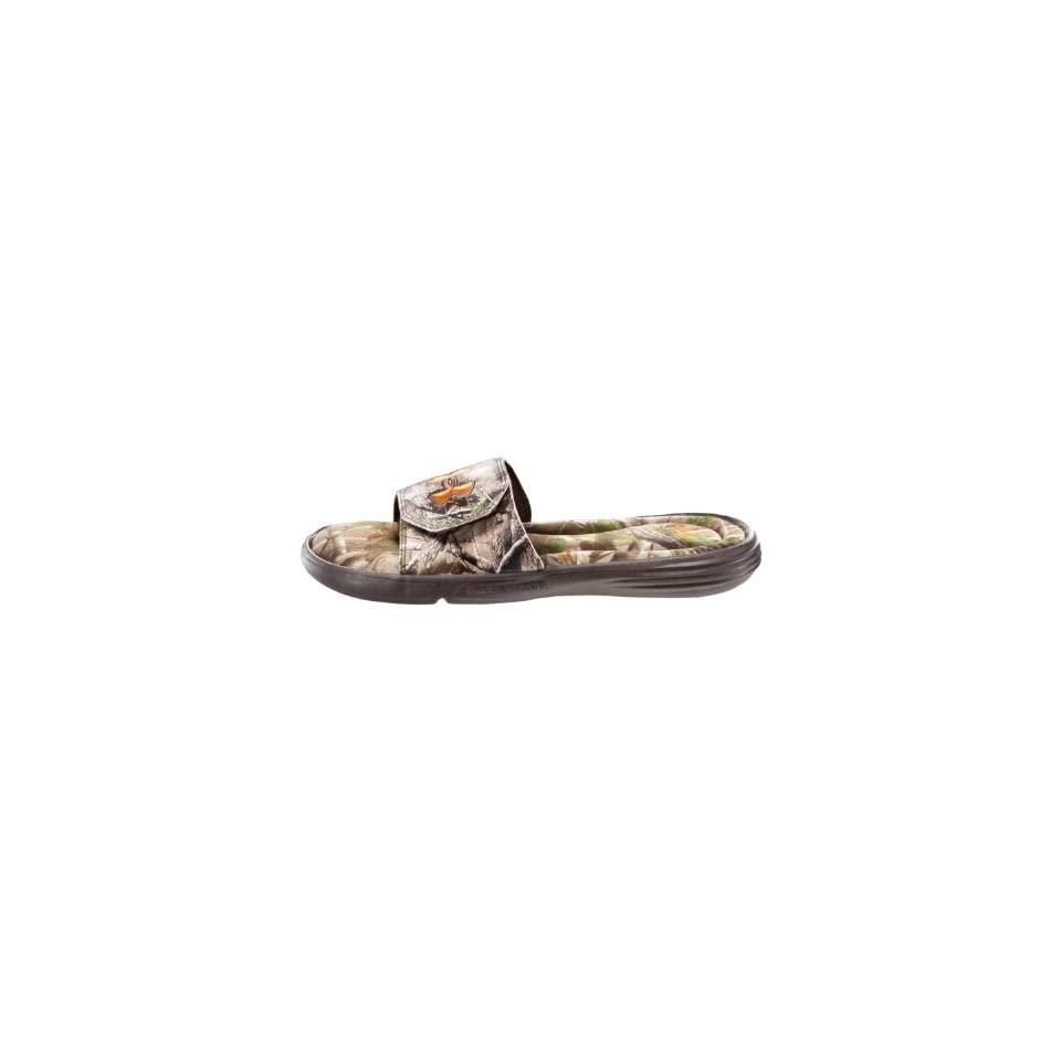 f5c4fbe7939851 Mens Under Armour Ignite Camo II Slide Sandals Realtree AP Utility ...
