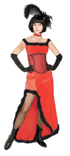 Miss Kitty Deluxe Saloon Girl Adult Costume - Adult Std.
