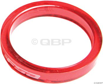Fsa Polycarbonate 5Mm Spacer Bag/10 Red