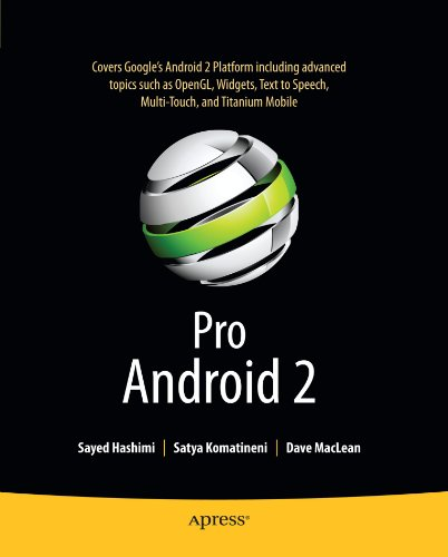 Pro Android 2 (Android Programming Online Shop compare prices)