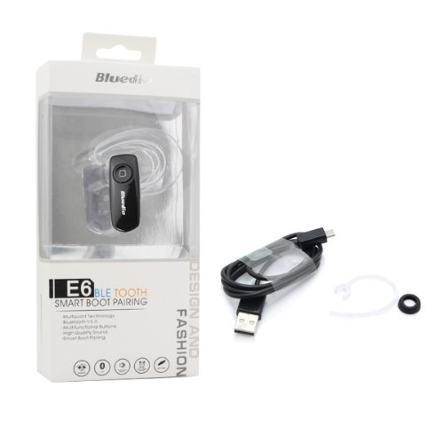 Bluedio E6 Bluetooth Headset