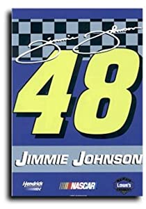 Jimmie Johnson Nascar Banner