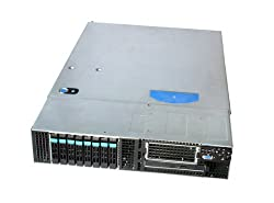 Intel SR2625URLX 2U Barebone LGA1366 Dual Xeon Server with Active SAS Backplane