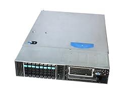 Intel SR2625URLX 2U Barebone LGA1366 Dual Xeon Server with Active SAS Backplane