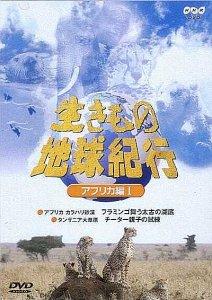 生きもの地球紀行 アフリカ編1 [DVD]