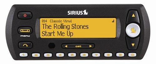 SIRIUS Stratus 4 Plug-and-Play Satellite Radio Receiver with Vehicle Kit