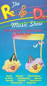 The Re And Do Music Show [VHS]