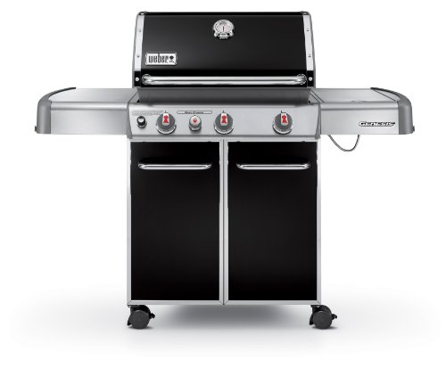 Weber 6531001 Genesis E-330 Liquid Propane Gas Grill